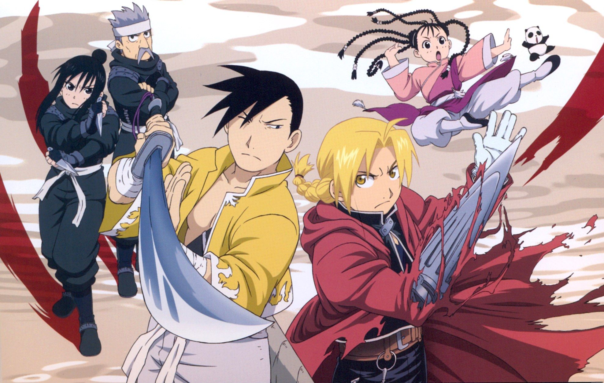 Director reveals more details on the live-action Full Metal Alchemist film