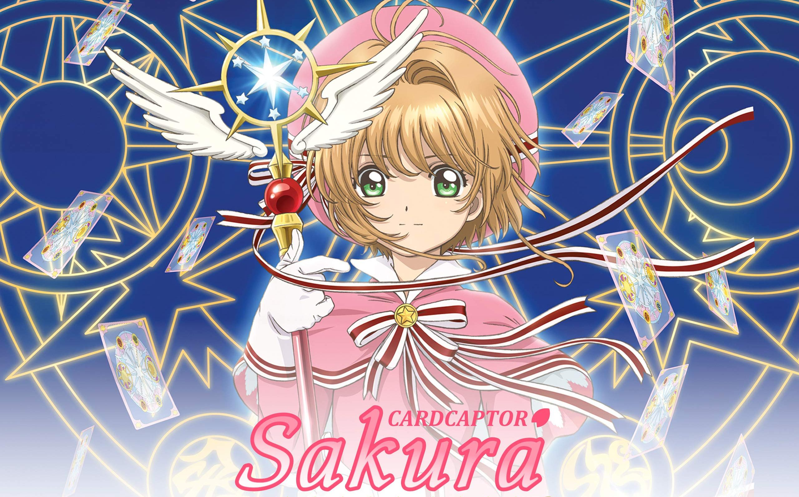 New Cardcaptor Sakura manga by CLAMP to also get adapted into an anime