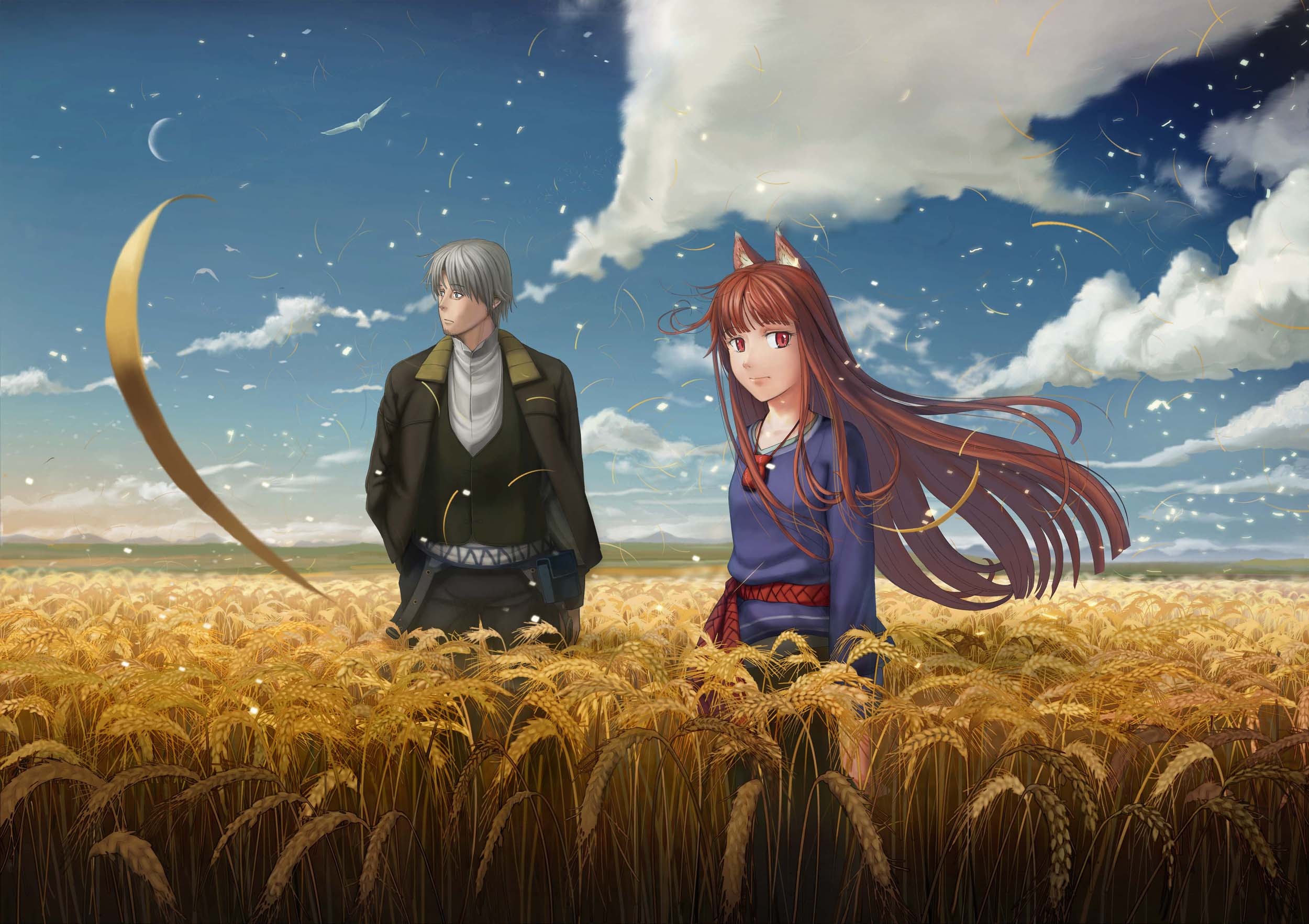 Spice and Wolf to return for 10th Anniversary