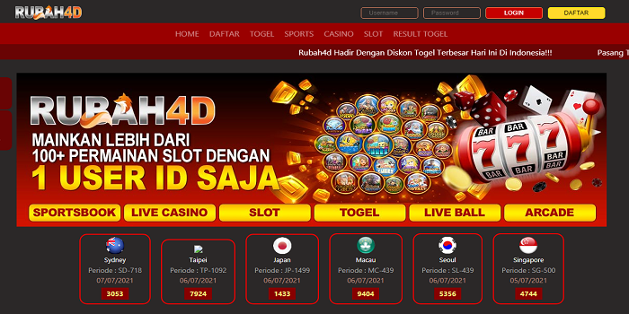 ANDRE DOEHNER'S MONTHLY MILLION TOGEL ONLINEVICTORY